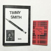 ティミー・スミス DVD + フェローシップ オブ ティム #22.5 ジン