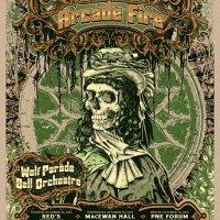 Arcade Fire : Western Canada 2005