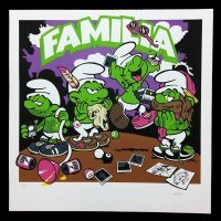 Familia Smurf - グリーン エディション