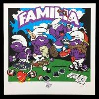 Familia Smurfs - パープル エディション